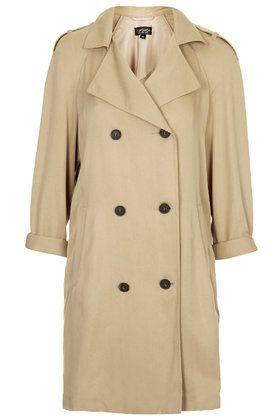 Split Back Coat- fun, fashion detail!