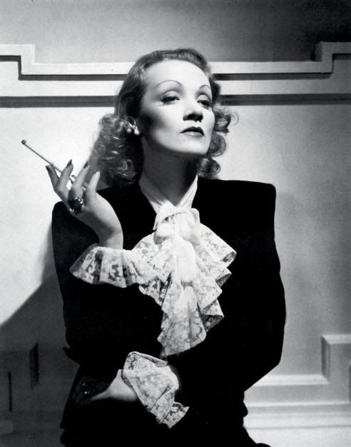 "Marlene Dietrich, ""Angel"", 1937, Costume by Travis Banton"