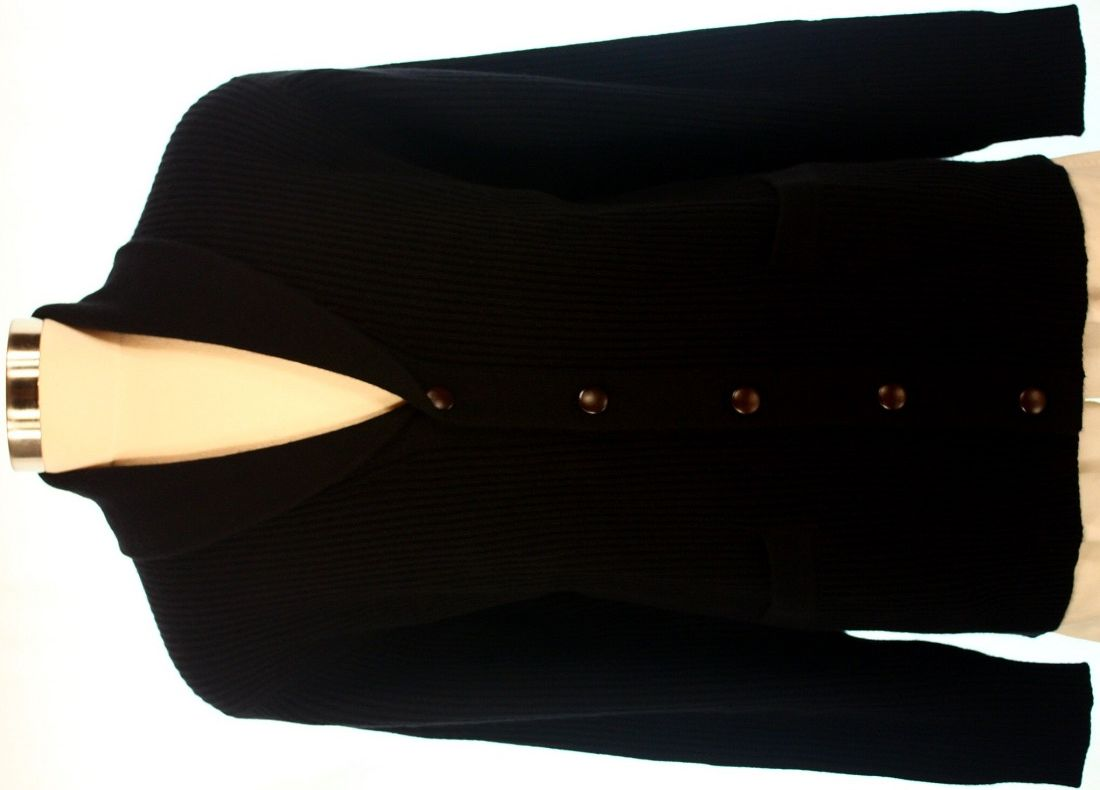 4 Ply Men's Cashmere Shawl Collar Cardigan Sweater (Black) | 4 ply ...