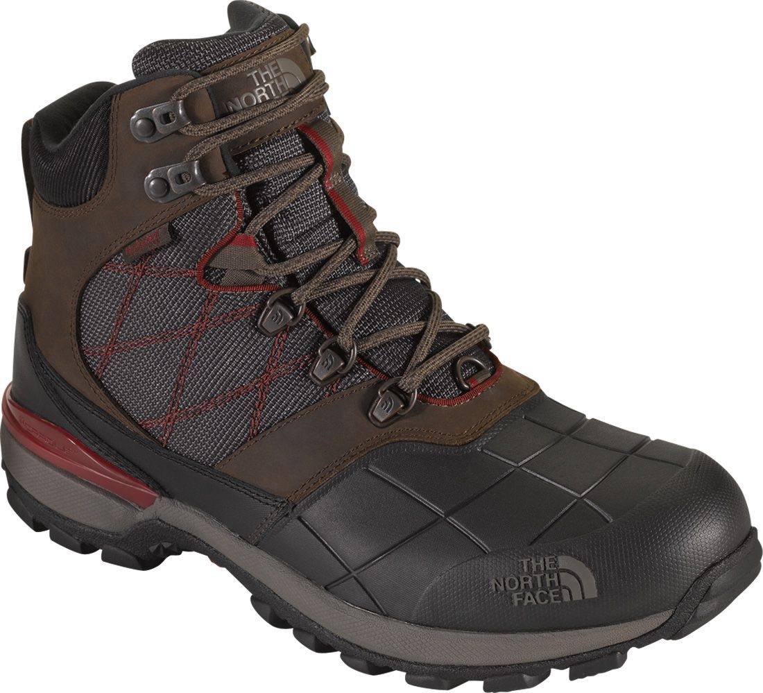 d38911404 The North Face Men's Snowsquall Mid Waterproof 400g Winter Boots ...