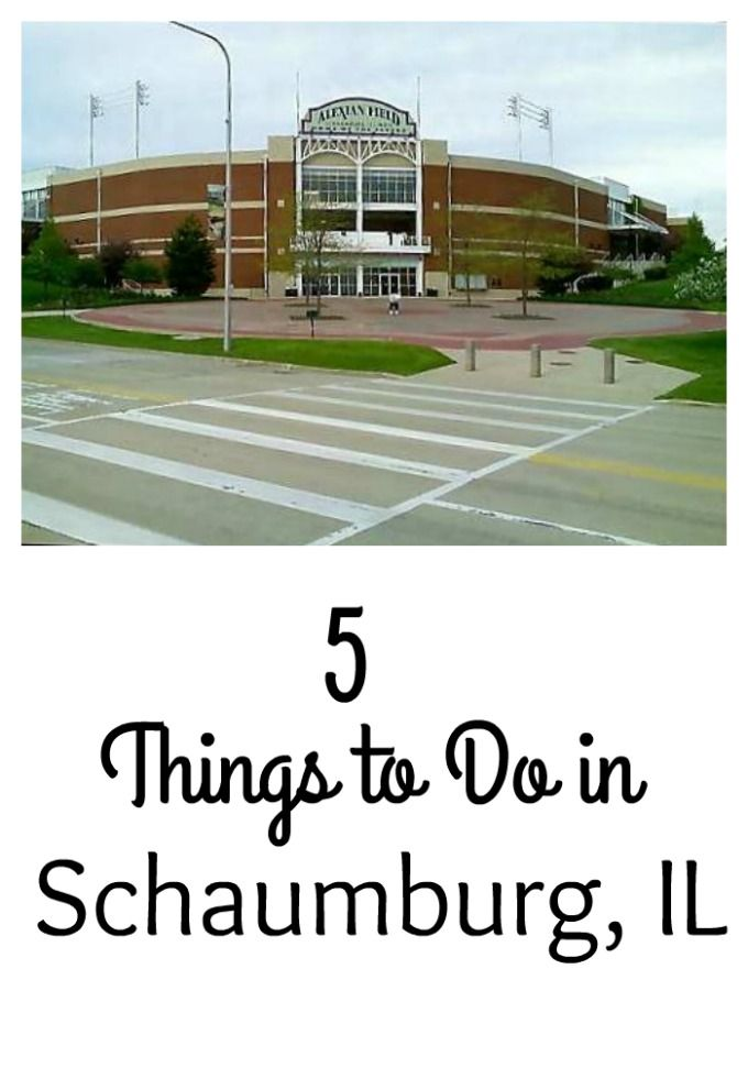 5 Things To Do In Schaumburg Il Lets Take A Trip Thh In 2019
