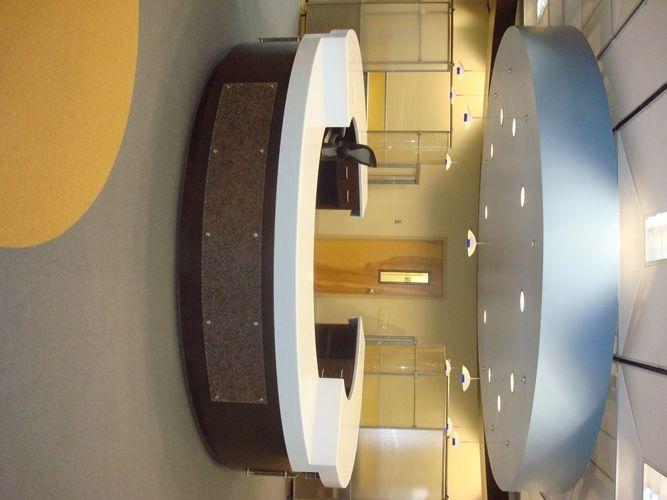 University Of Central Florida New Ref Desk Popular Design