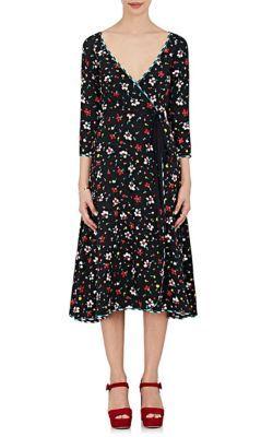 Floral Print Dress Marc Jacobs l7ltwMU7Bi
