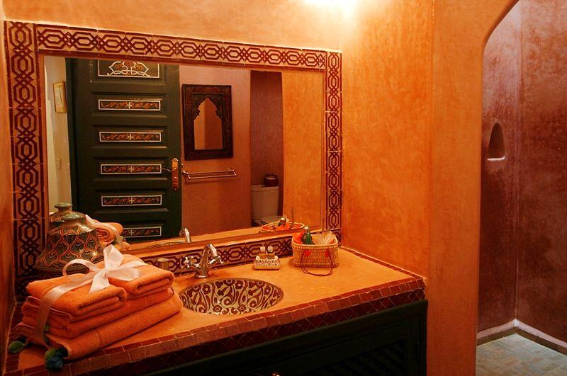 Emejing Salle De Bain Marocaine Design Gallery - lalawgroup.us ...