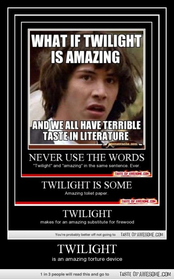 Funny - Twilight