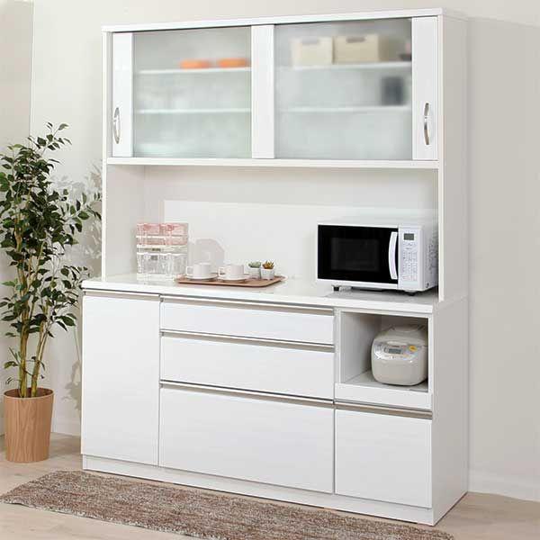 キッチンボード キッチンボード アリーナ160kb Wh インテリア 家具