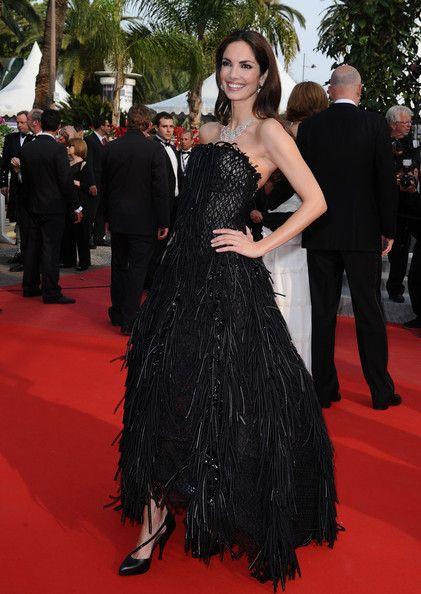 Lovely...dress & Eugenia Silva