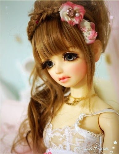 Pretty doll   Beautiful dolls, Cute dolls, Ball jointed dolls
