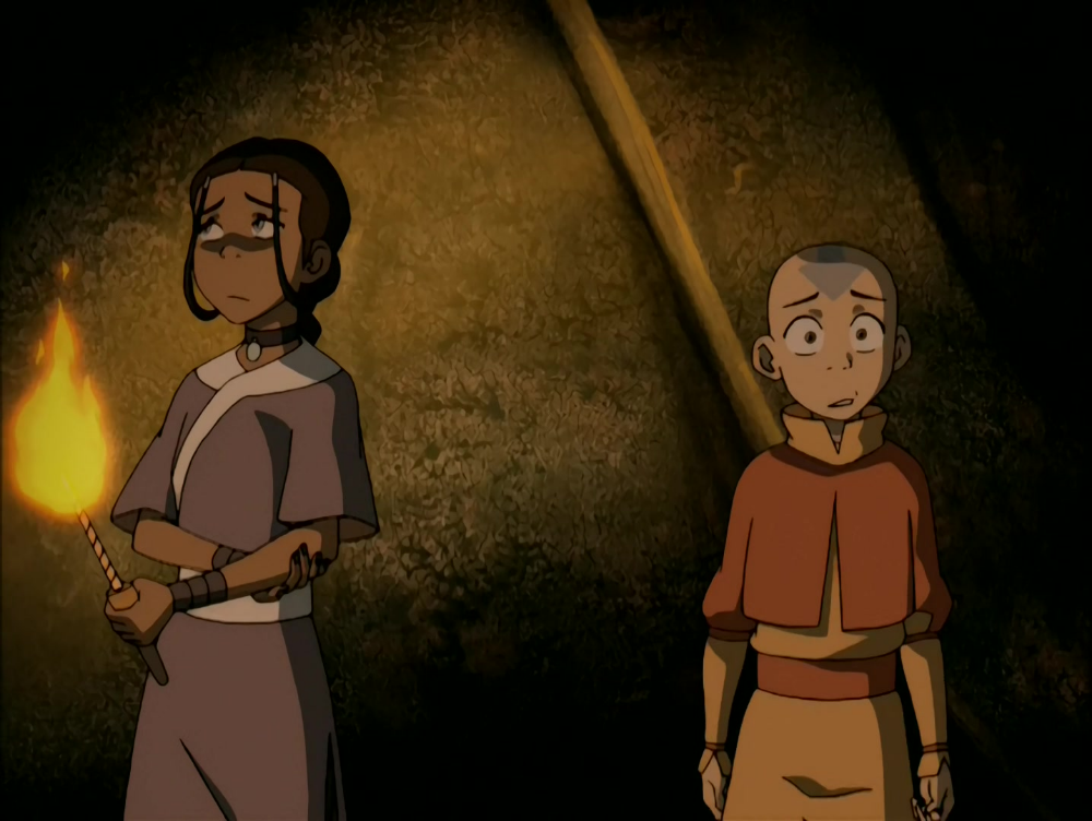 Anime Screencap And Image For Avatar The Last Airbender Book 2 Fancaps Net The Last Avatar The Last Airbender Avatar