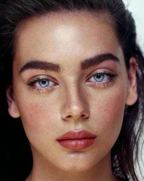 50+ Perfect Freckles Makeup Ideas #face