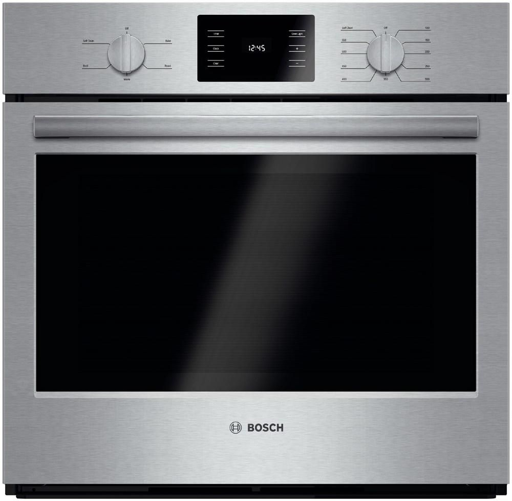 Bosch Hbl5351uc 500 Series 30 Inch Electric Single Wall Oven