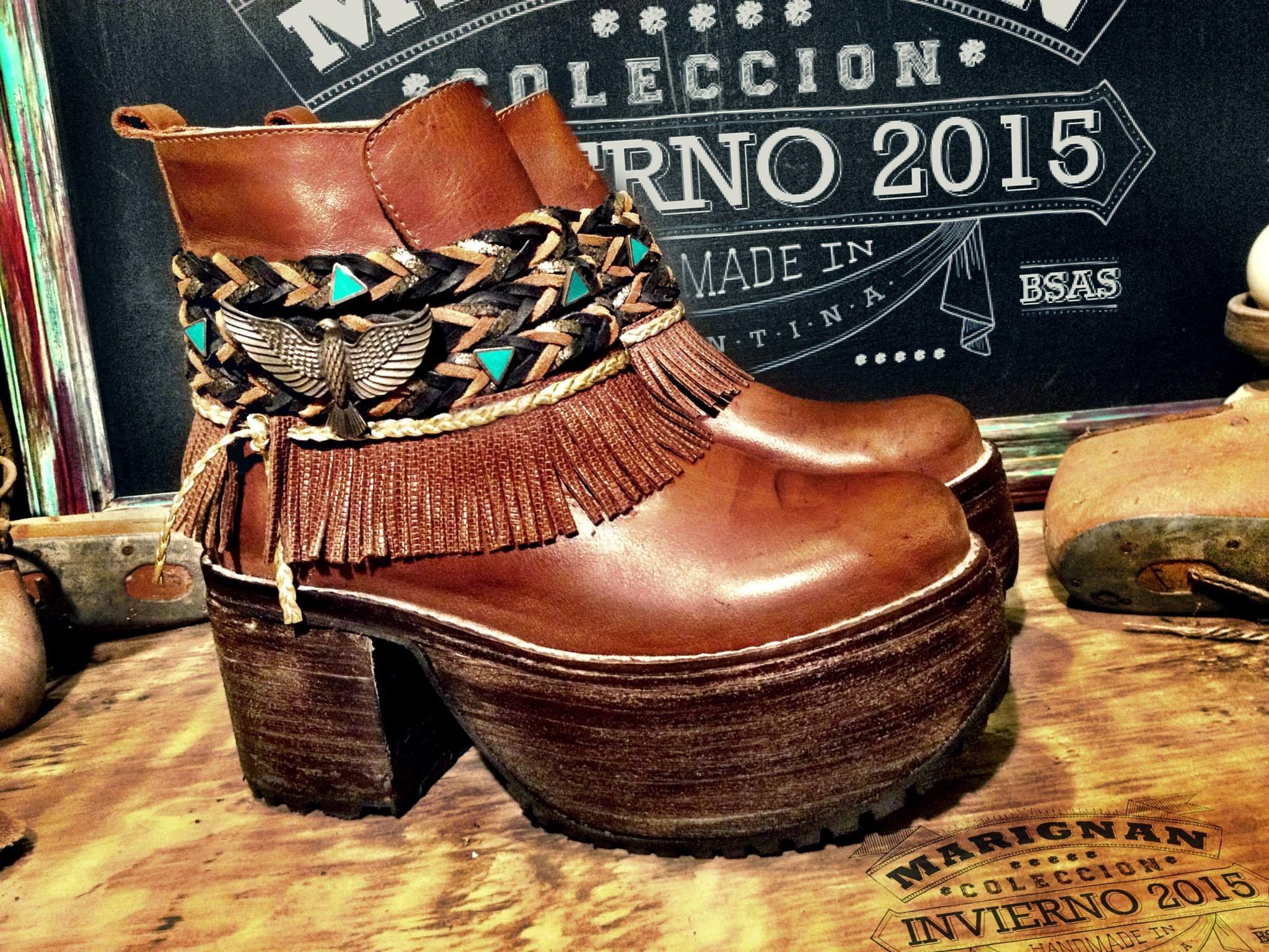 Colección Invierno 2015 De Marignan En Tus Pies Boots Casual Shoes Shoe Boots