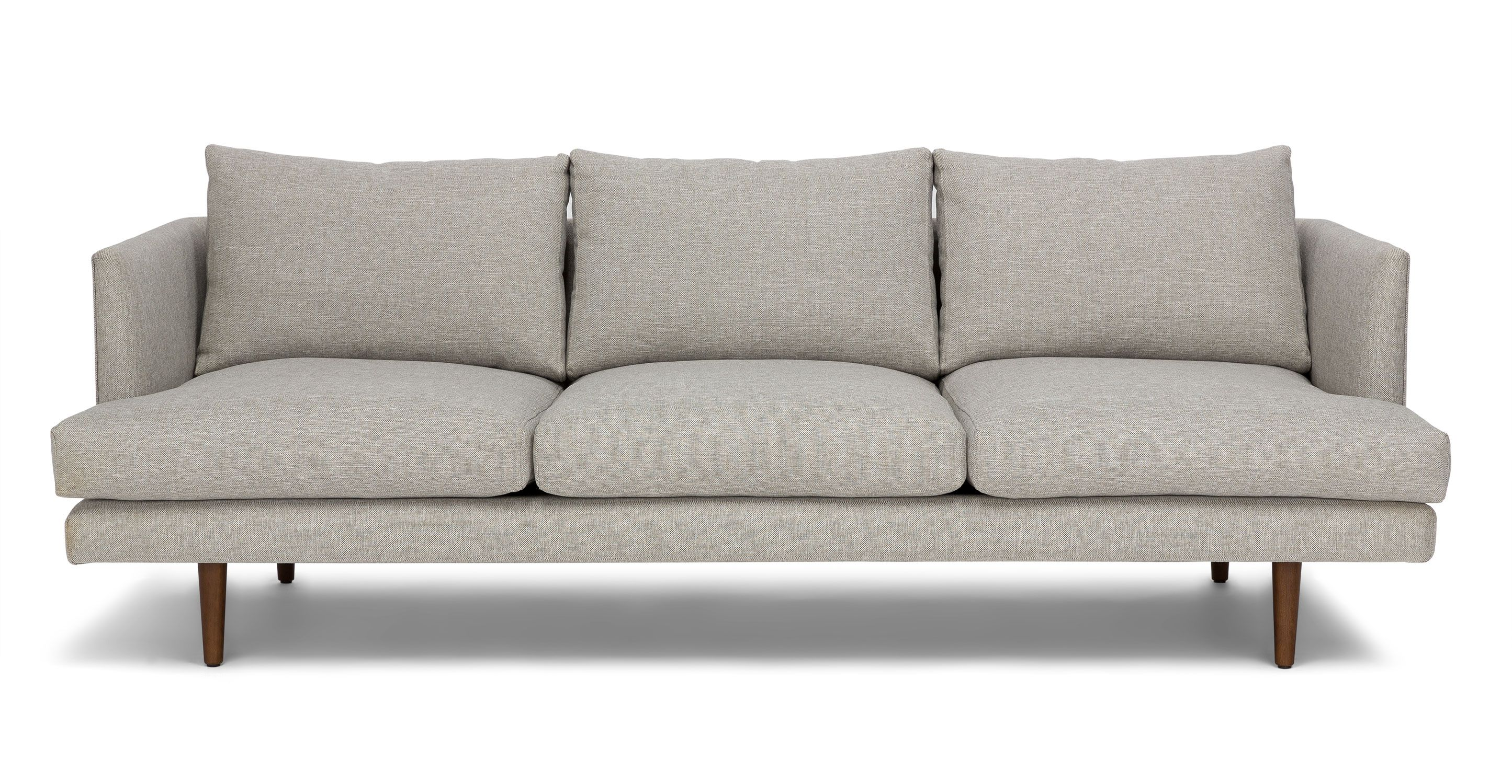 Burrard Seasalt Gray Sofa - Sofas - Article | Modern, Mid-Century and Scandinavian Furniture