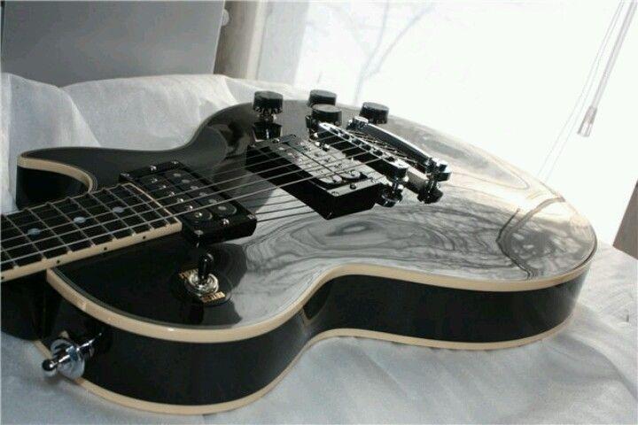 V Vashchenko Black Junior Beauty Guitar Electric Guitar Music Instruments