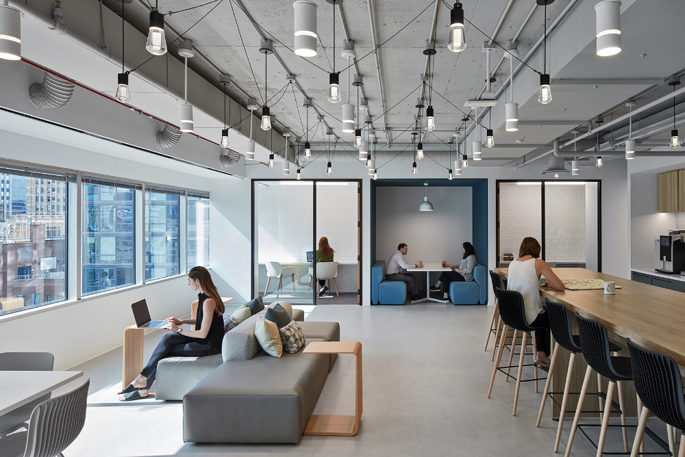 A Tour Of Newcastle Limited S Elegant Chicago Office With Images