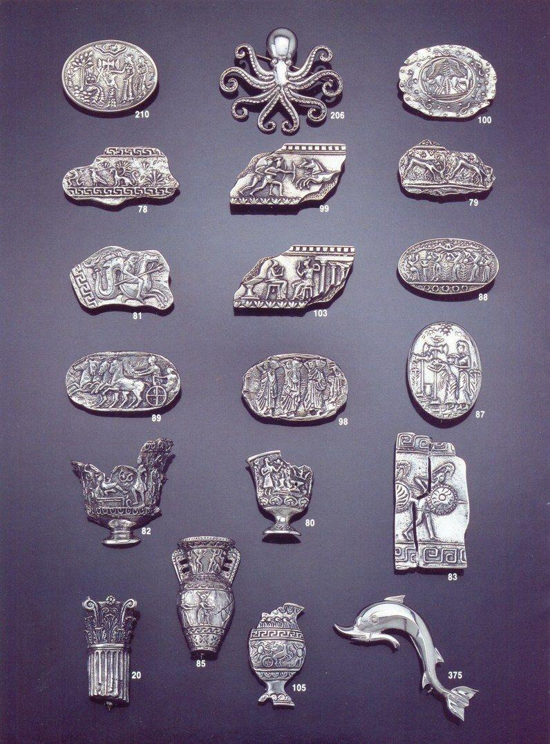 Octapus brooch greek broaches silver minoan jewelry minoan octapus brooch greek broaches silver minoan jewelry minoan fresco freize brooch reviewsmspy