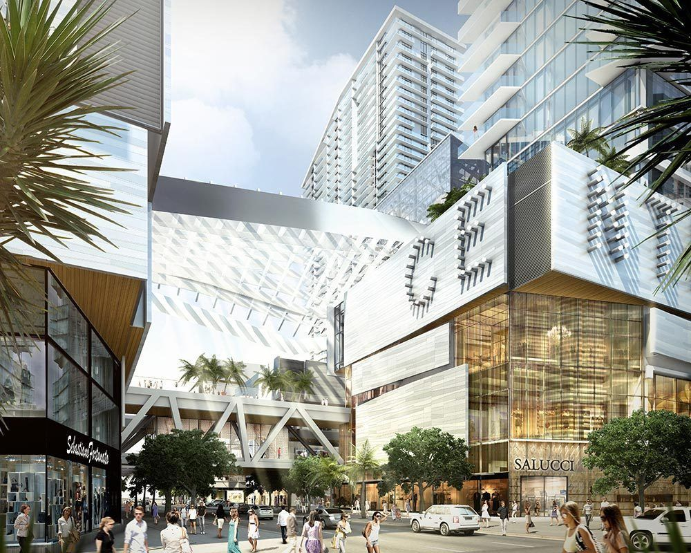 Ted Baker Vilebrequin Among Euro Brands Headed To Brickell City Centre Brickell City Centre Miami Real Estate Architecture
