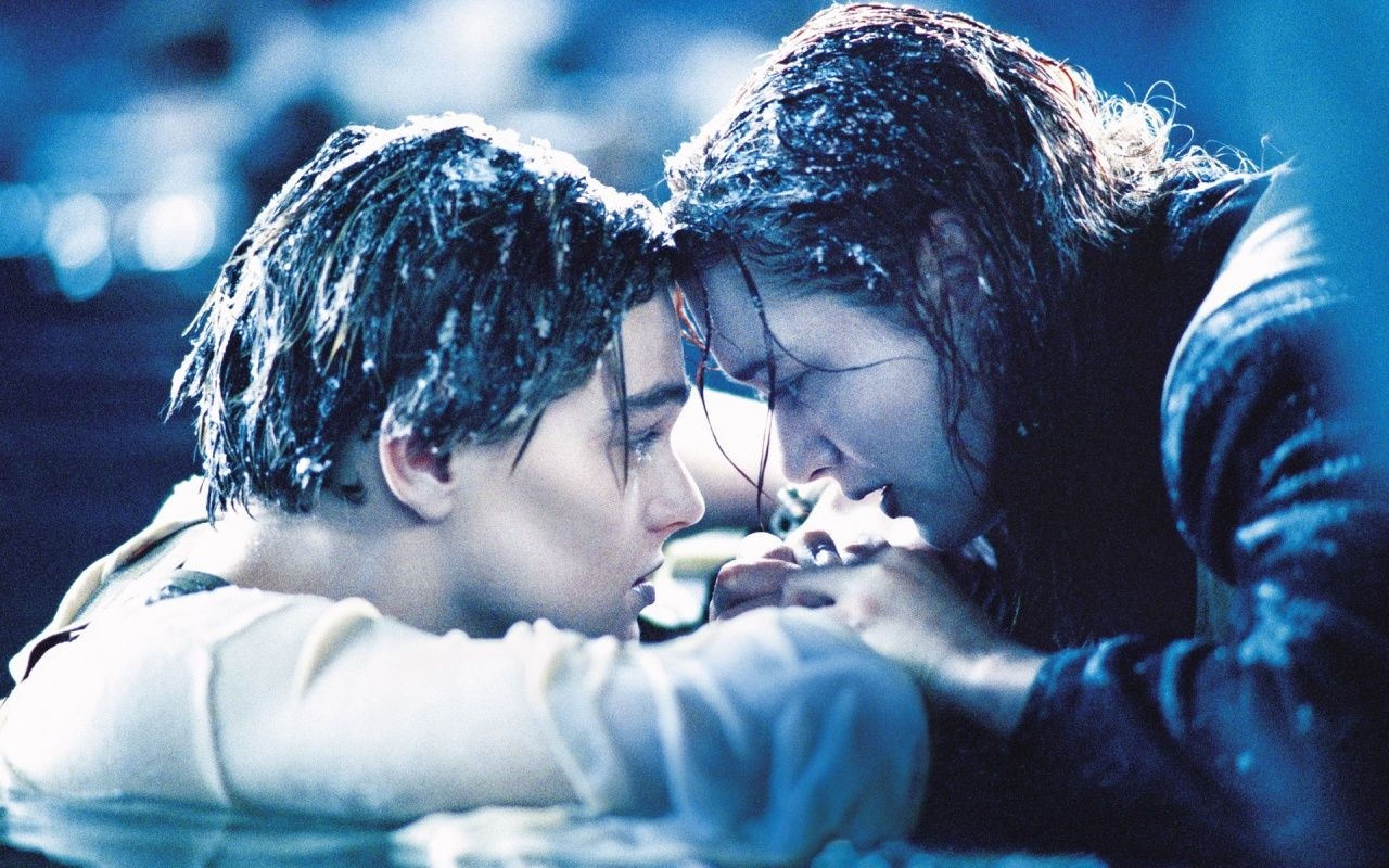 titanic wallpaper jack and rose with quotes | wallpaper images