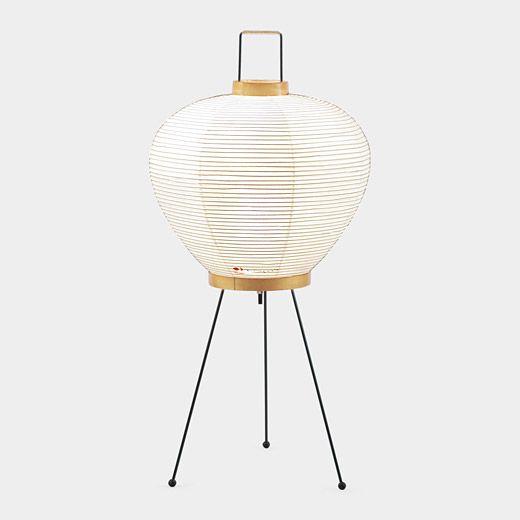 Akari paper lantern table lamp home pinterest isamu akari paper lantern table lamp aloadofball Gallery