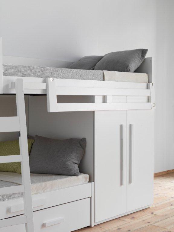 Dormitorio Infantil o juvenil con Litera - Mucha Inspiración ...