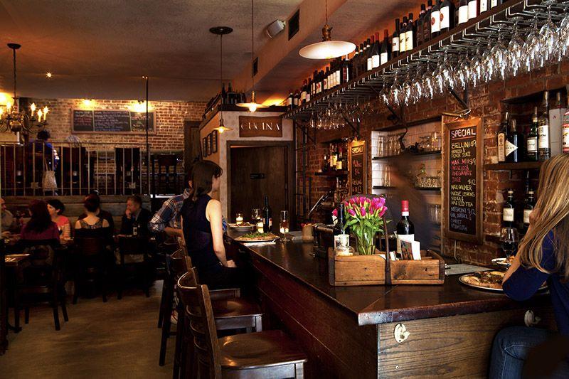 Max Trattoria Enoteca New York City Restaurants