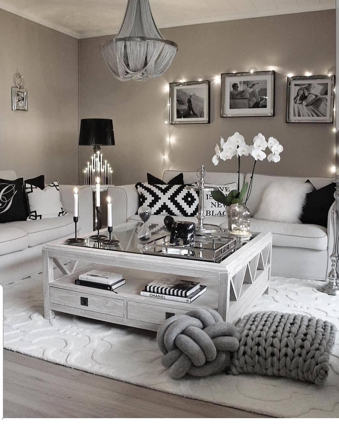 Personalize Your Home Decoration With Pretty Digital Printables Living Room Decor Apartment Living Room Grey Black And White Living Room Mink living room decor