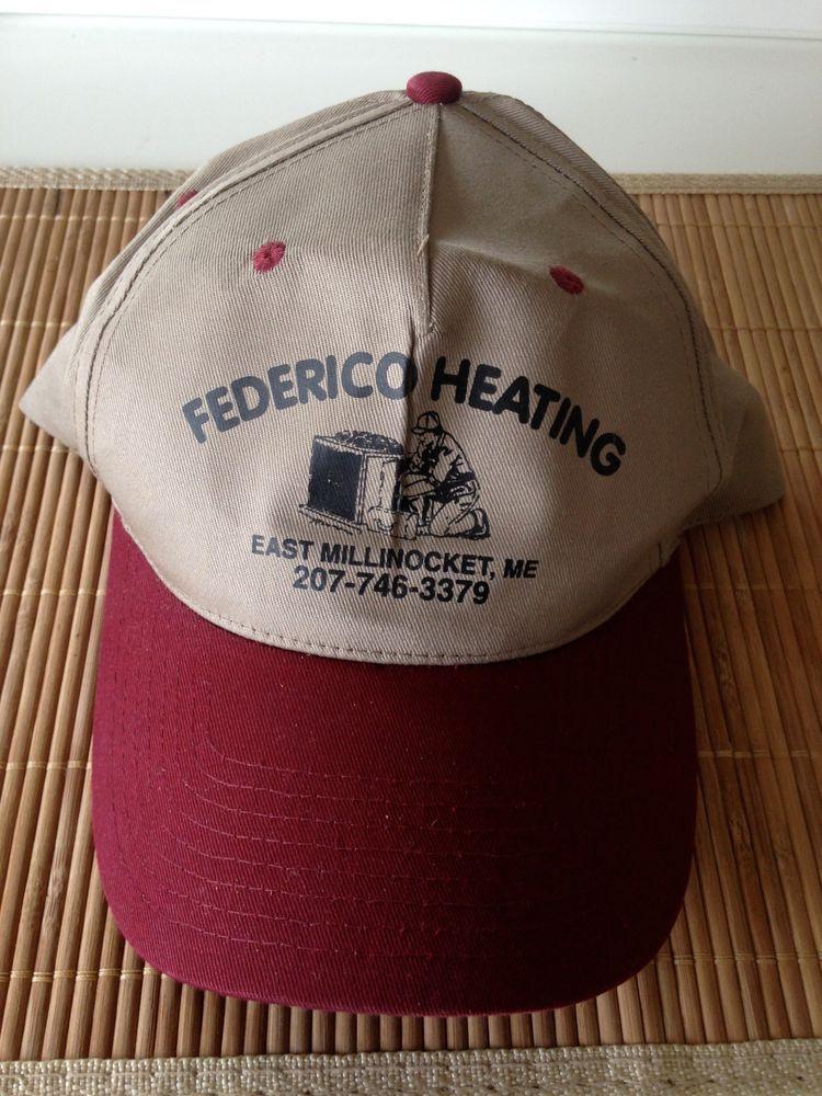 e8c34f5db Cobra Hipster Trucker Hat Federico Heating Millinocket Maine ...