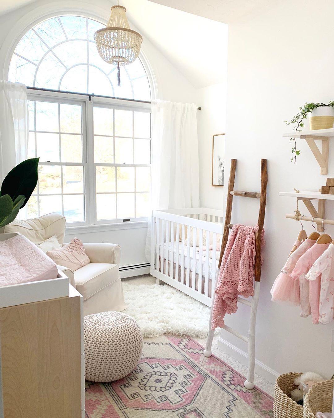 16 Idées Déco pour Chambre de Bébé Fille en 16  Idée déco