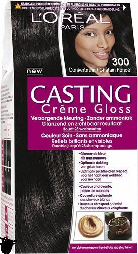 Loreal Paris Casting Creme Gloss 300 Dunkelbraun.   Your #1 Source for Beauty Products
