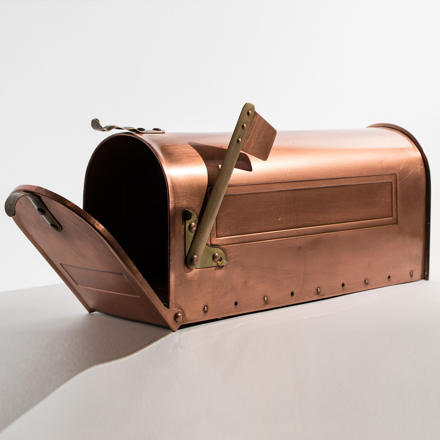 Smith Hawken Solid Copper Residential Mailbox With Images
