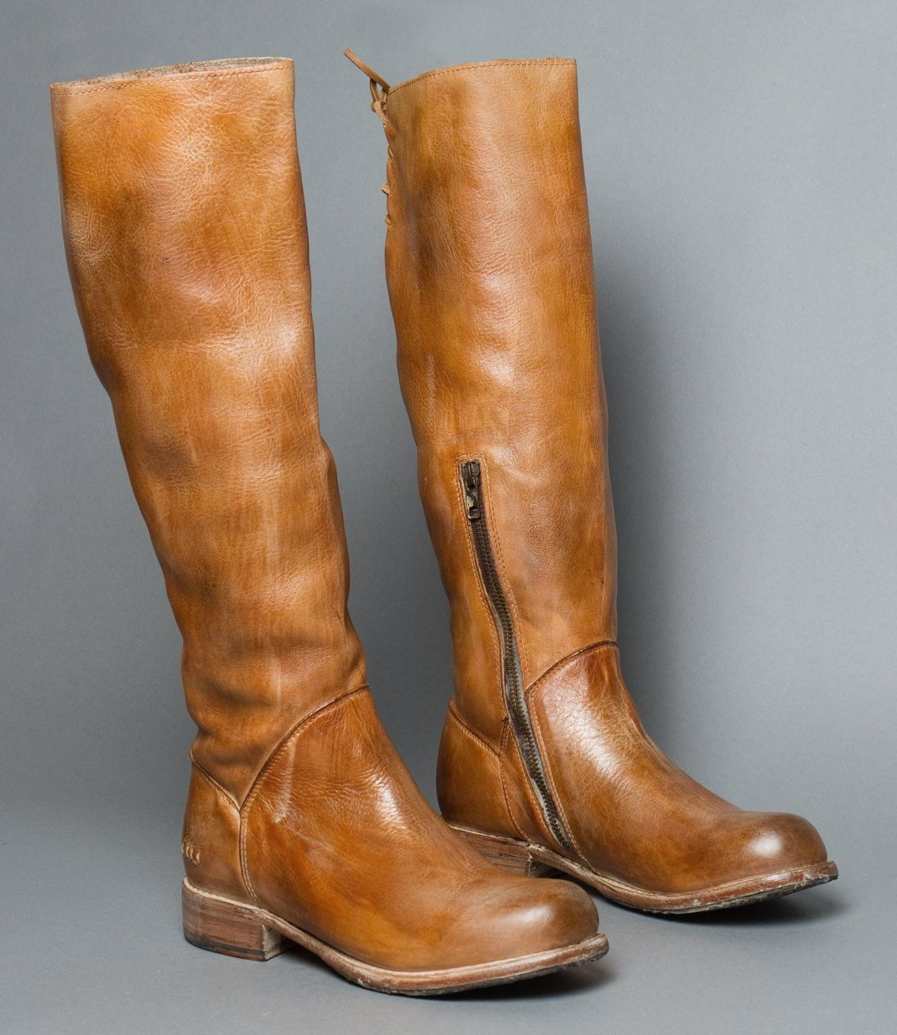 Women's Bed Stu Tan Rustic Manchester II Boots.