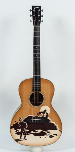 Collings Guitar C10 Acoustic Guitar Stencil Top That Is Cool Collings Guitars Guitar Acoustic Guitar
