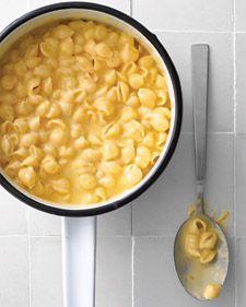 Martha Stewarts Stovetop Mac And Cheese