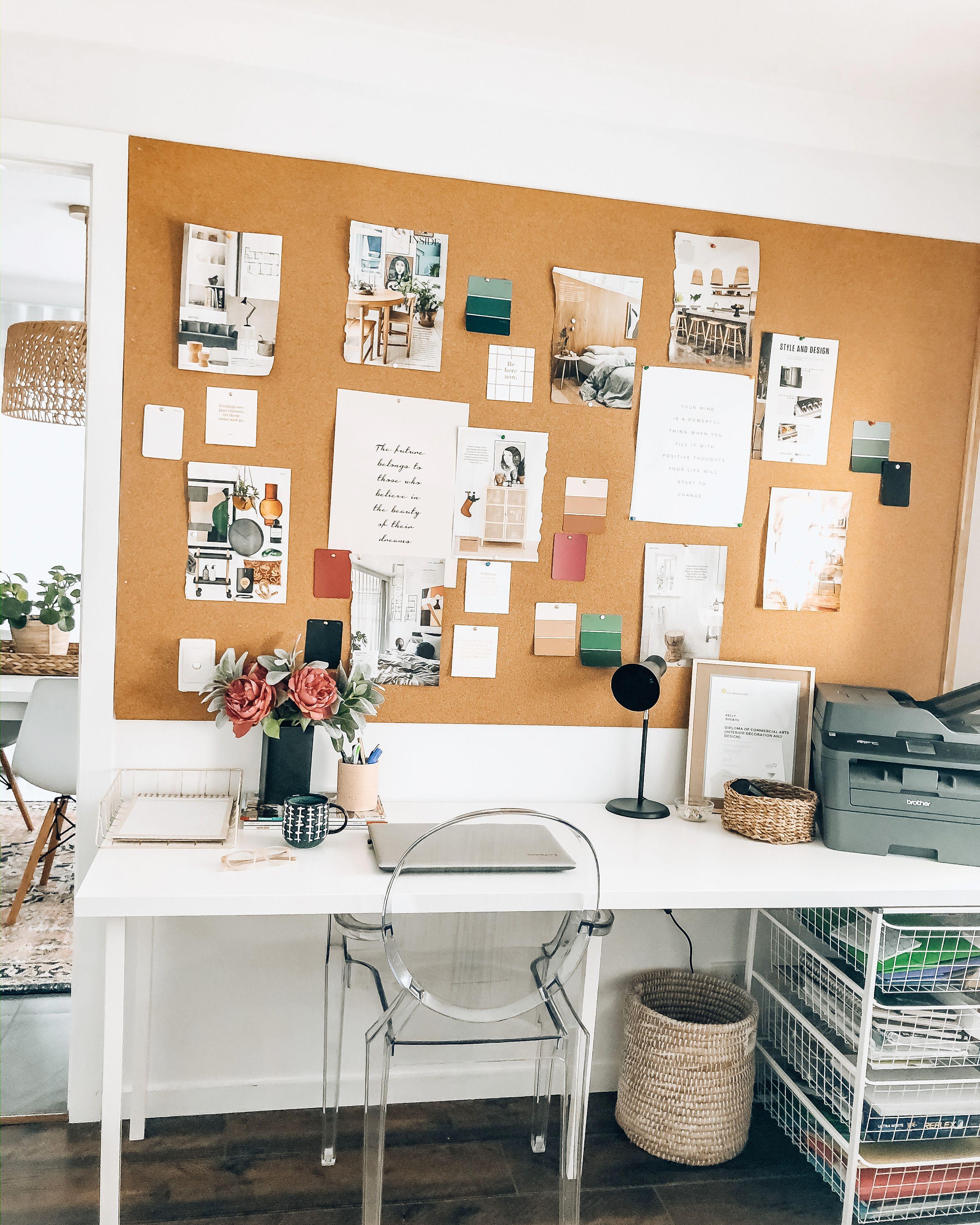 Diy Homeoffice Desk Ideas: Home Decor, Home Office Design, Home
