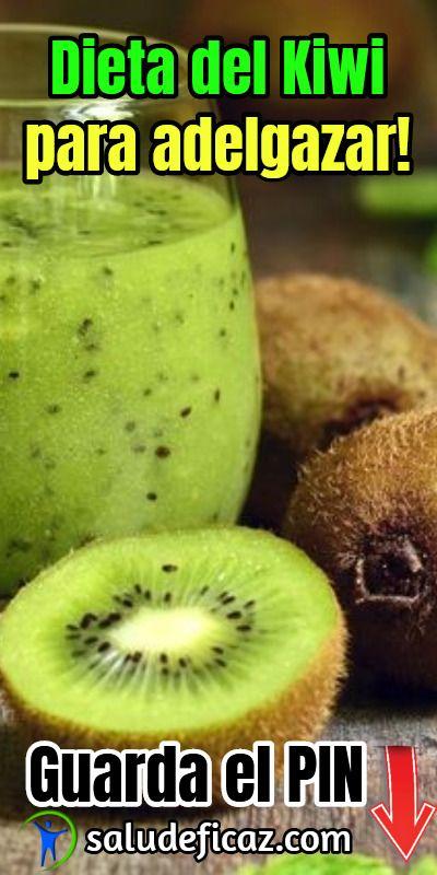 Kiwi para bajar de peso