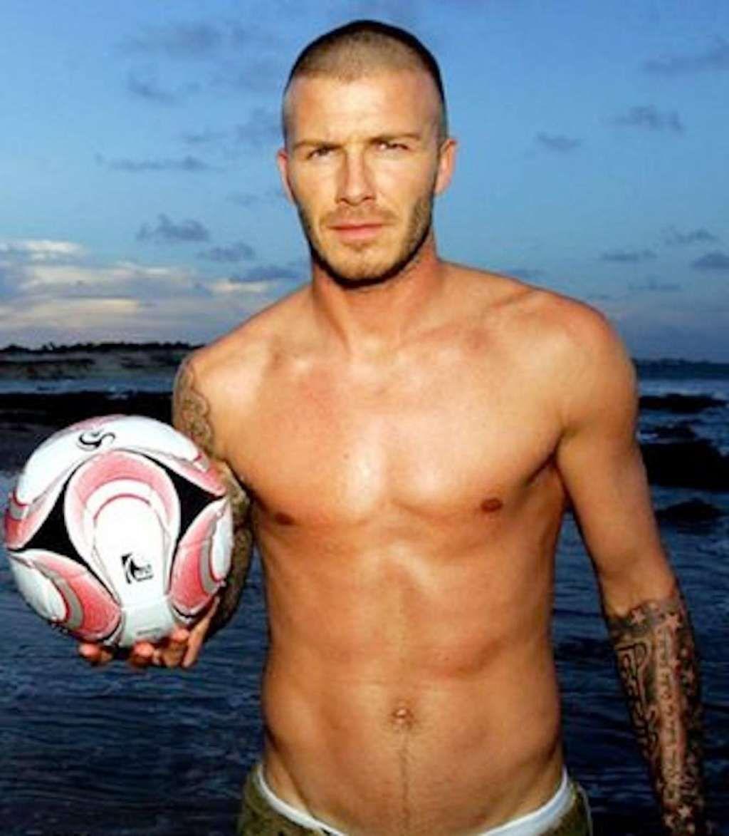 Celebrity shaved balls