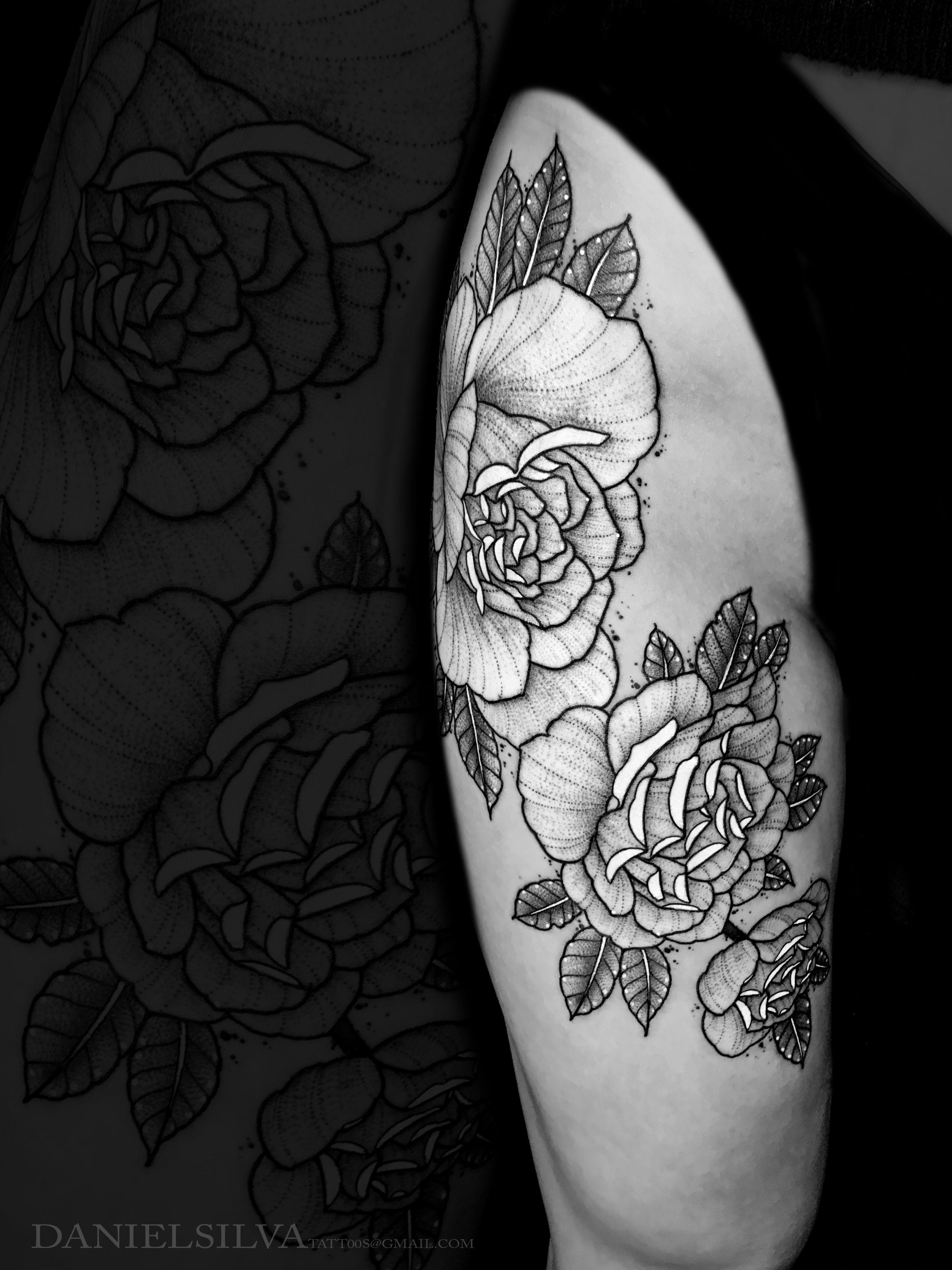 Pin by Daniel Silva Tattoos on DanielSilvaTattoos Custom