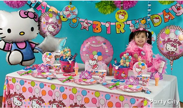 Hello Kitty Party Ideas Hello Kitty Birthday Party Ideas Party