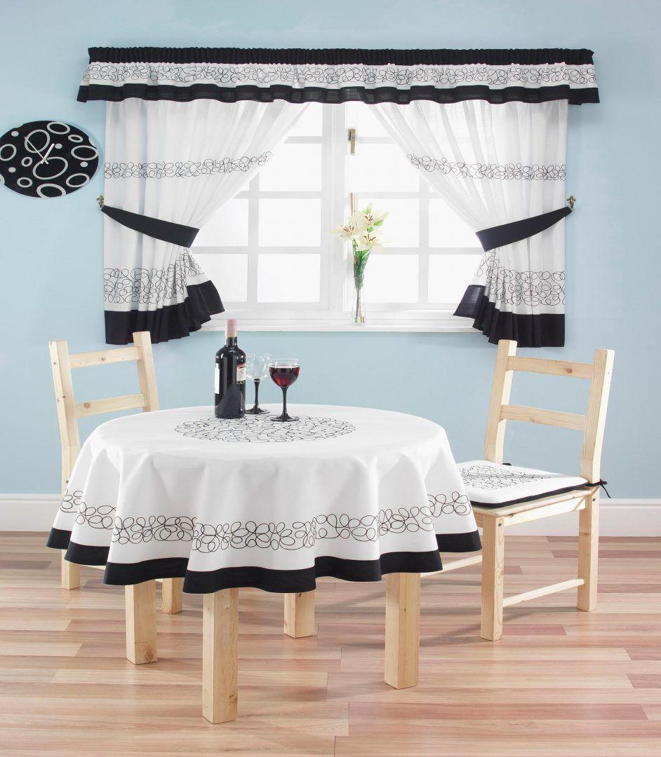 Cortinas para cocina cortinas y ropa de cama pinterest - Cortinas de cocina modernas fotos ...