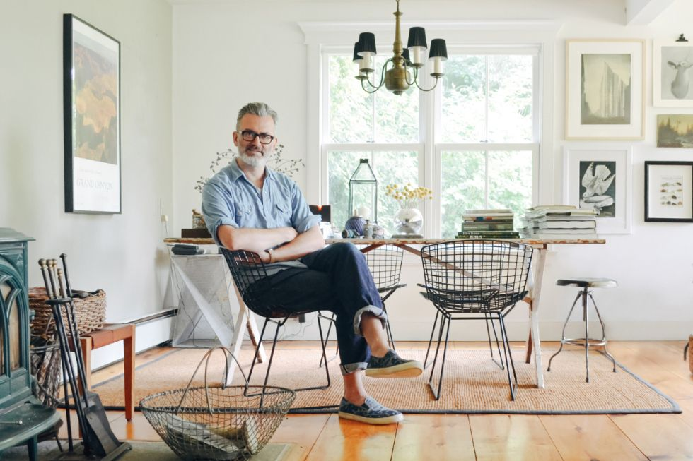 A Look Inside The Upstate New York Home Of J Crew S Frank