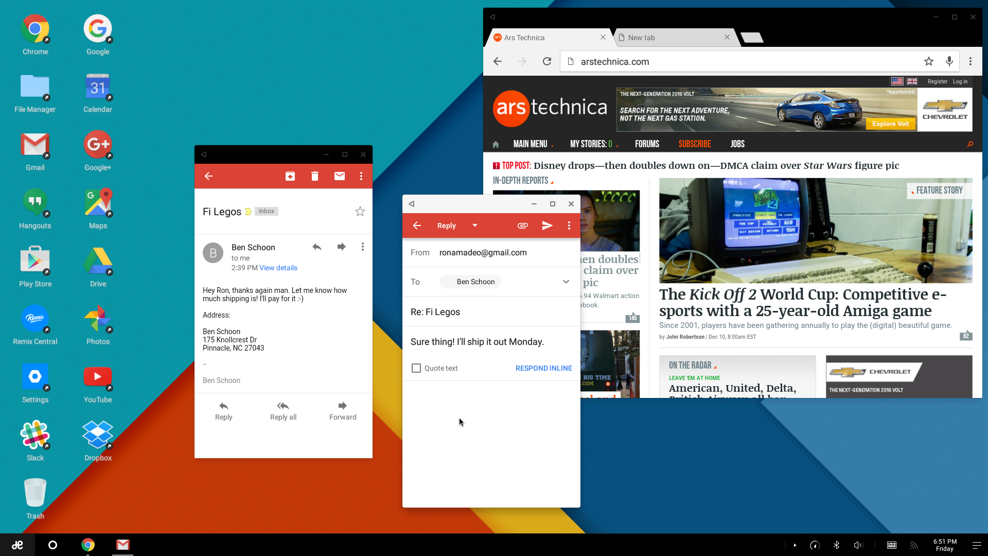 Remix Os A Multitasking Windowed Android Os Can Now Run On Your