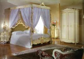camera da letto in stile barocco veneziano - Cerca con ...