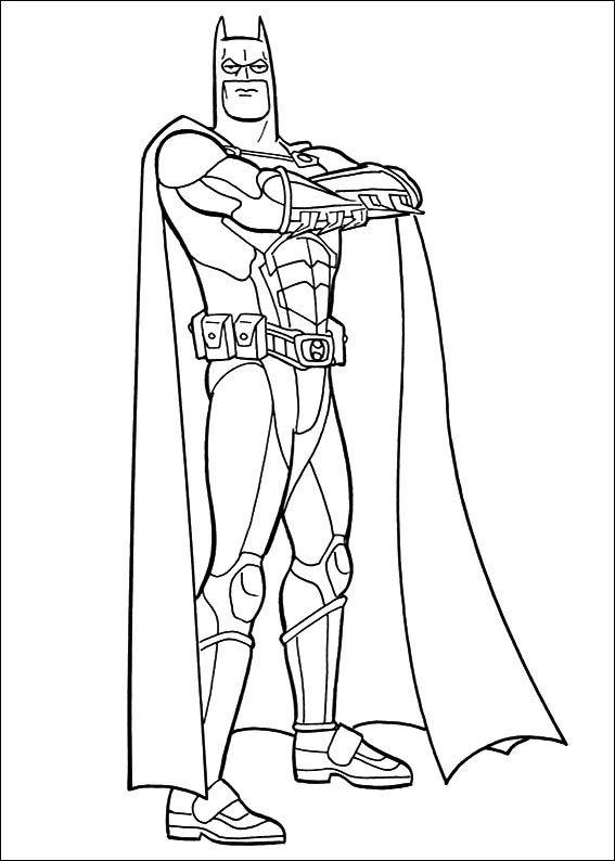 Batman Ausmalbilder 44 Boyama Sayfaları Batman Coloring Pages