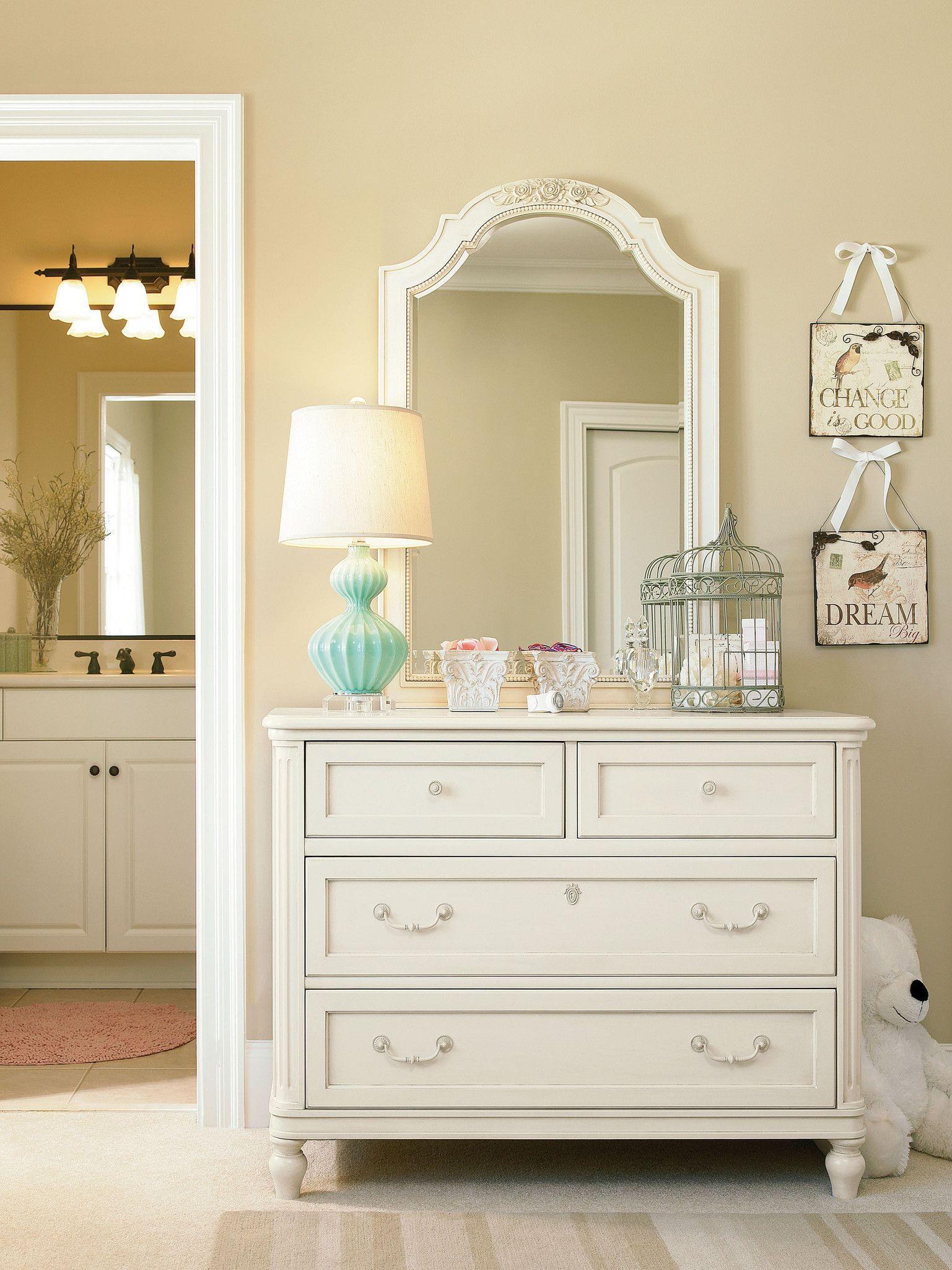 Gabriella Single Dresser Lace 136a001