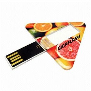 Triangle business card usb flash drive usb flash drive triangle business card usb flash drive reheart