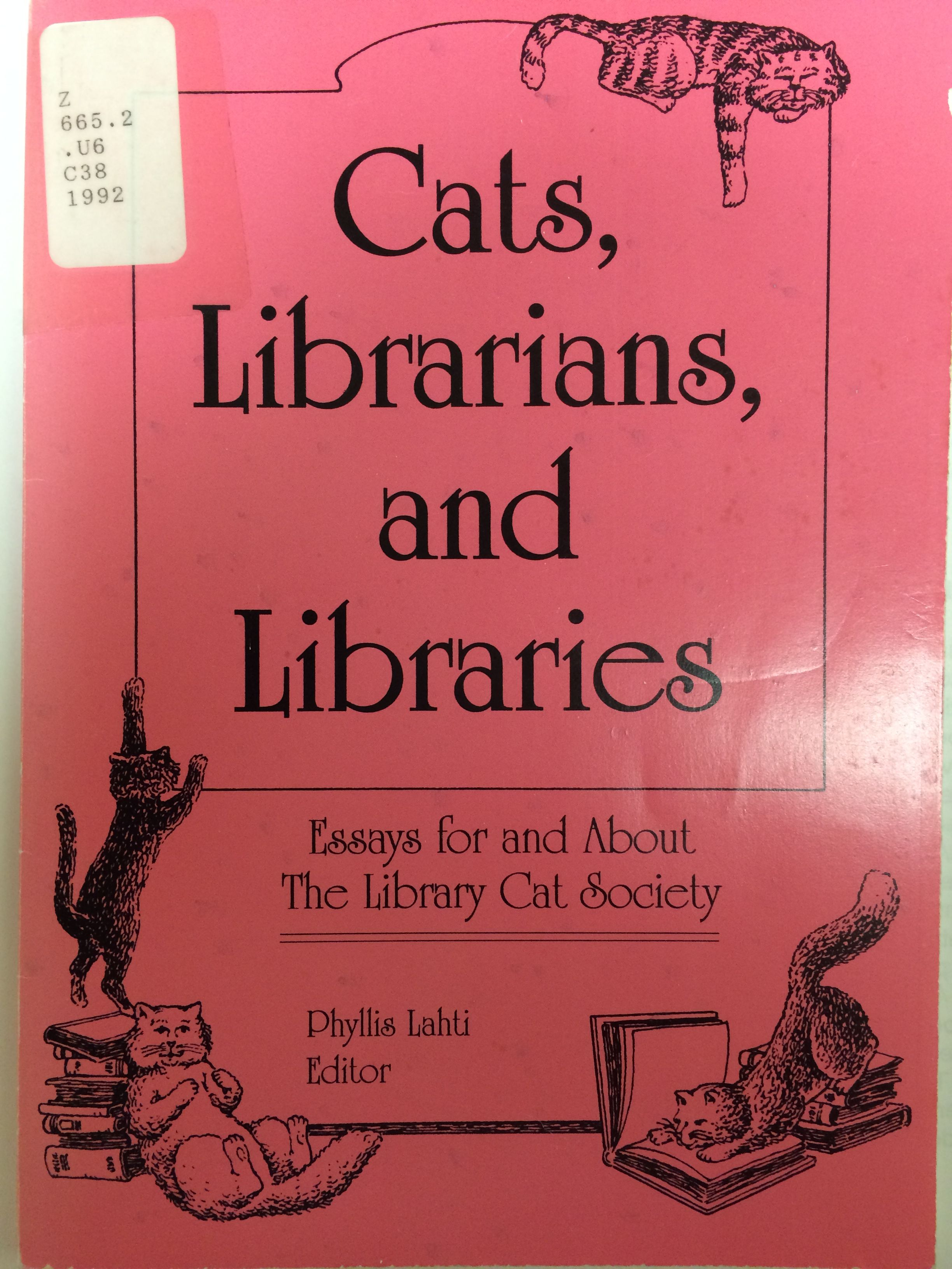Science Fair Essay Cats Librarians And Libraries Essays For And About The Library Cat  Society Haworth  Essay On Health Care Reform also Compare And Contrast Essay Examples For High School Cats Librarians And Libraries Essays For And About The Library  Health Care Essays