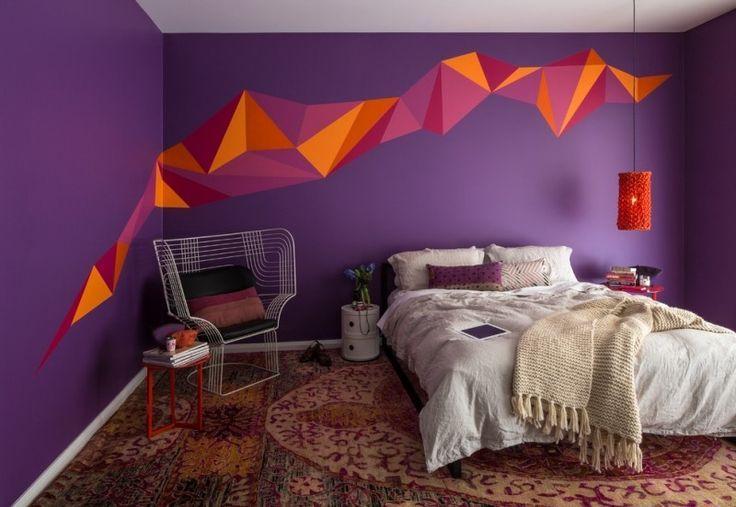 Afbeeldingsresultaat voor slaapkamer warme kleuren huis en tuin