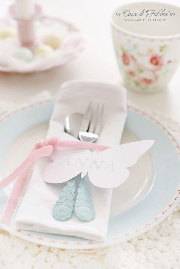 Fruhlingshafte Tischdeko I Inspiration Spring Easter