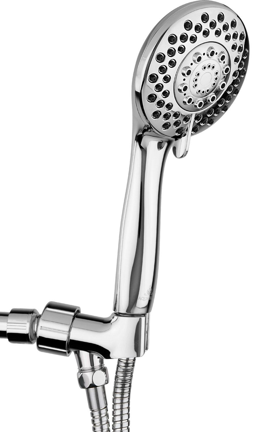 Aquabliss Lightweight Handheld Shower Head Set W 6 5 Feet Ultra