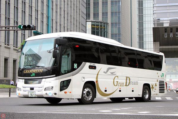ECナビ - まいにちニュース「「長距離昼行高速バス」5選 日本最長は10時間超 「あえて昼に長距離移動」の魅力とは」